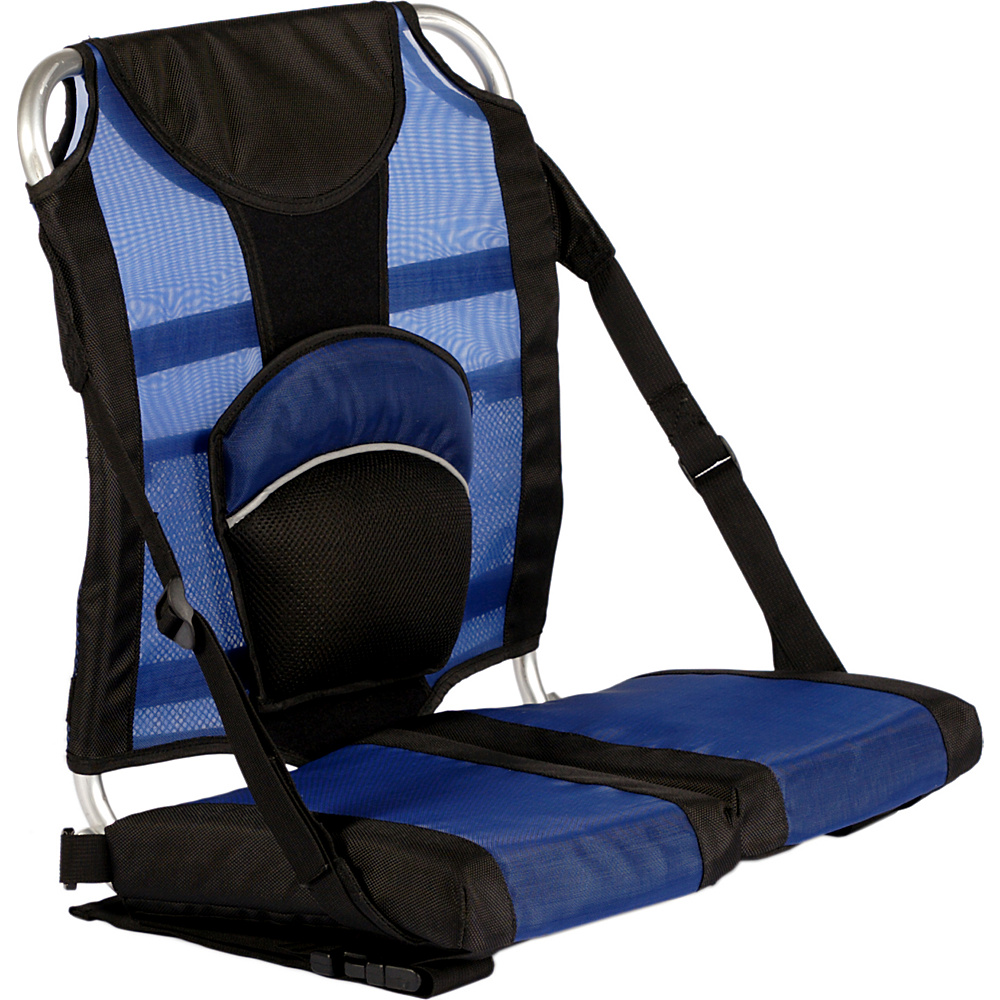 Travel Chair Company Paddler Chair Blue Travel Chair Company Outdoor Accessories
