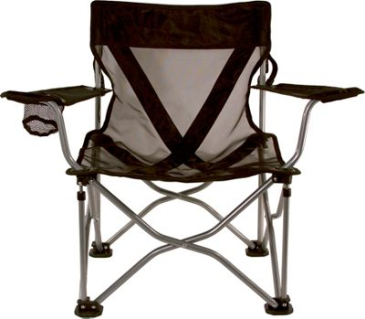 Travel Chair Company French Cut Steel Chair Black - Travel Chair Company Outdoor Accessories