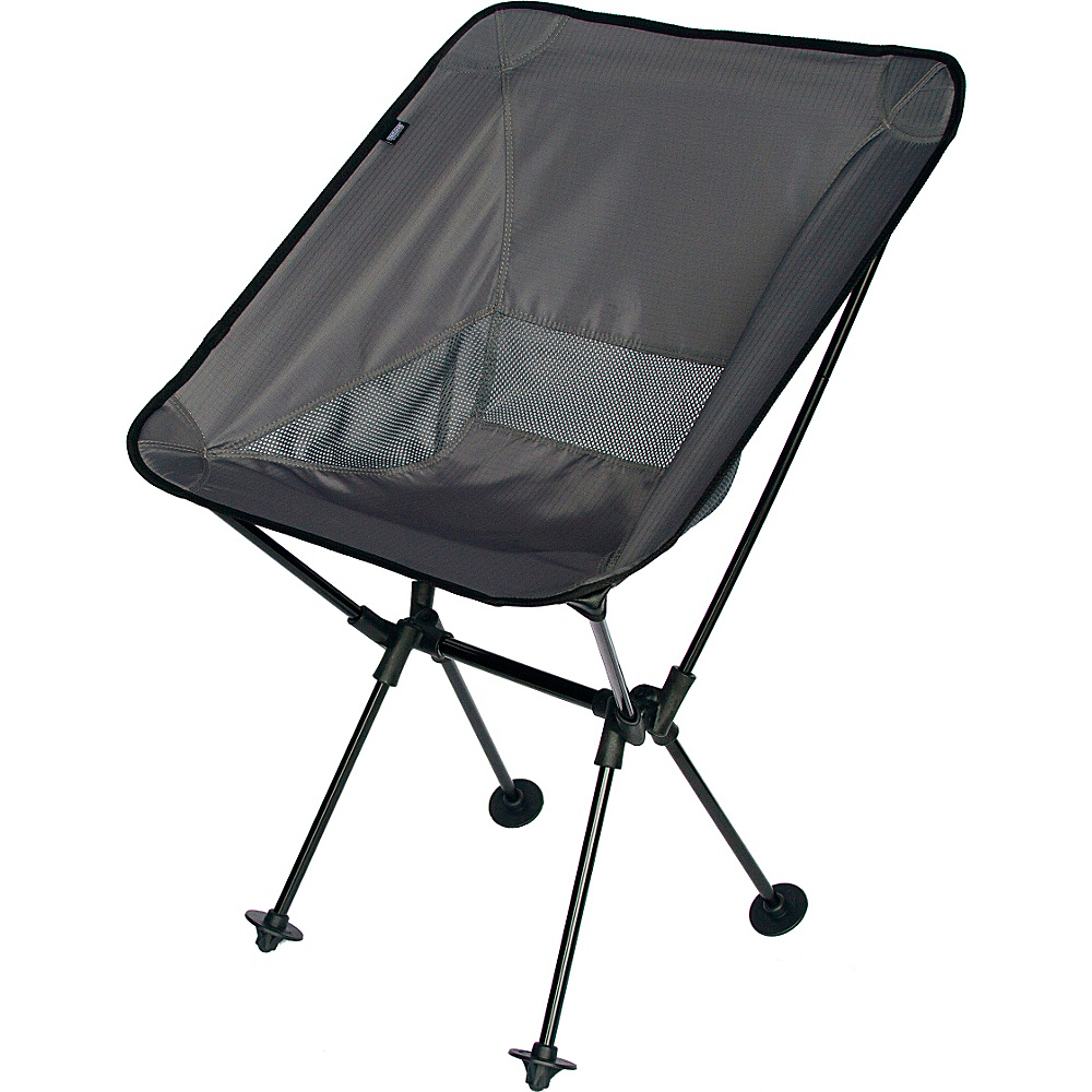 Travel Chair Company Roo Chair Black Travel Chair Company Outdoor Accessories