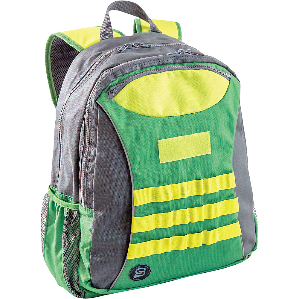 Sydney Paige Buy One Give One Taggart Backpack Green Sydney Paige Everyday Backpacks