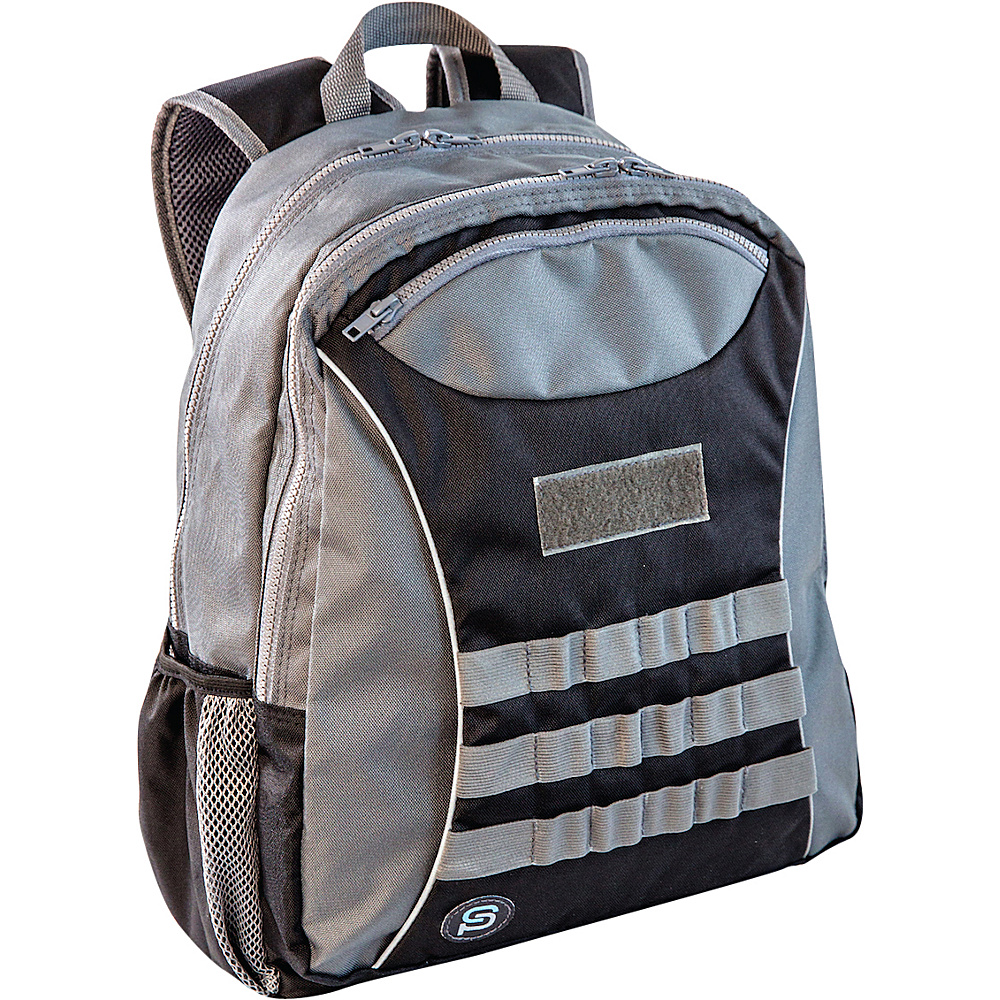 Sydney Paige Buy One Give One Taggart Backpack Black Sydney Paige Everyday Backpacks