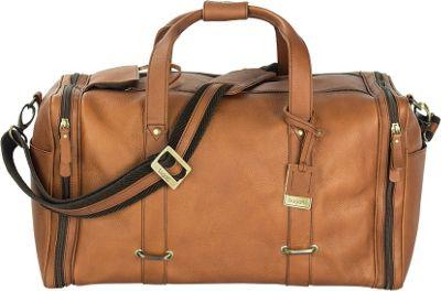 Bugatti Bello Leather Duffle Bag
