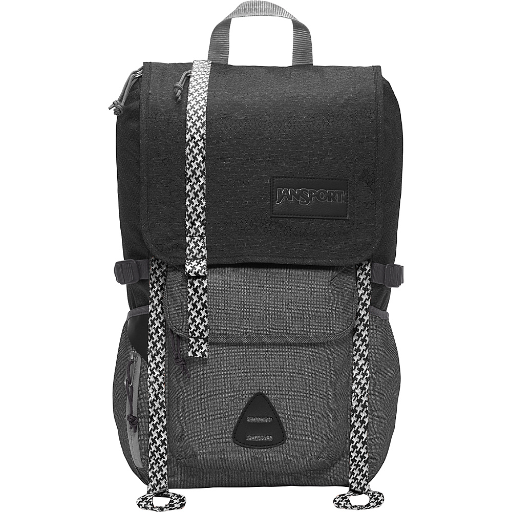 JanSport Hatchet Special Edition Laptop Backpack Grey Marl Techleisure - JanSport Business & Laptop Backpacks
