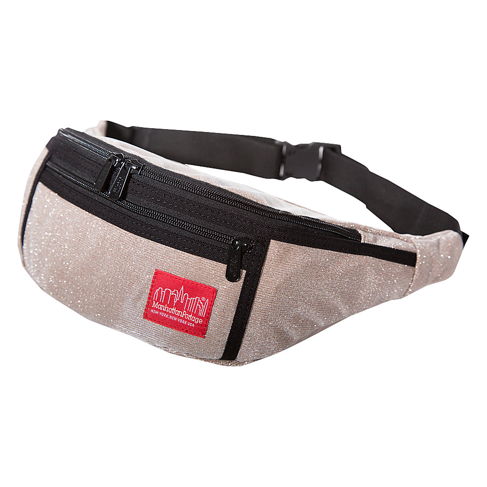 Manhattan Portage Midnight Alleycat Waistbag Champange - Manhattan Portage Waist Packs - Backpacks, Waist Packs
