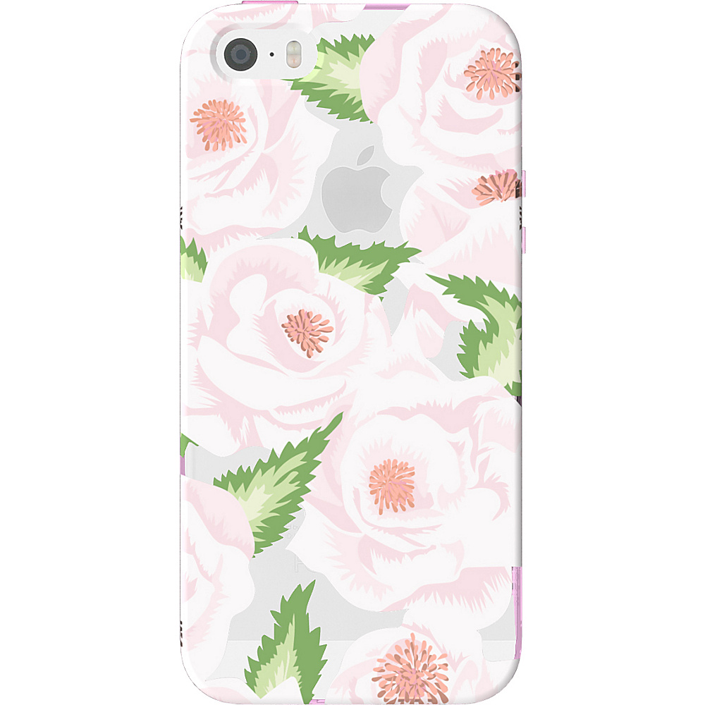 Incipio Design Series Wild Rose for iPhone 5/5s/SE Pink - Incipio Electronic Cases - Technology, Electronic Cases