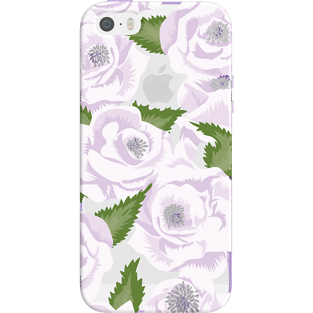 Incipio Design Series Wild Rose for iPhone 5/5s/SE Purple - Incipio Electronic Cases - Technology, Electronic Cases
