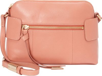 Foley + Corinna Foley + Corinna Emma Crossbody Toasted Peach - Foley + Corinna Designer Handbags