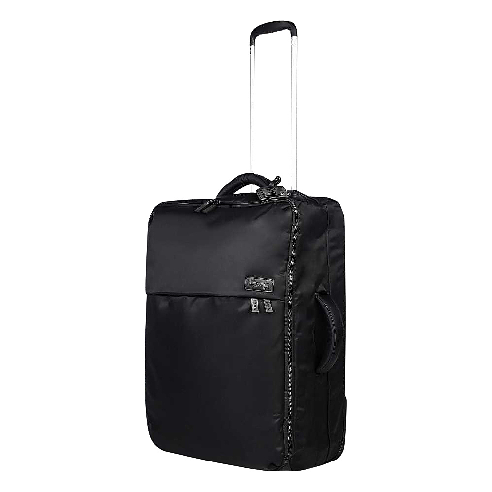 Lipault Paris Upright 24 Black Lipault Paris Softside Checked