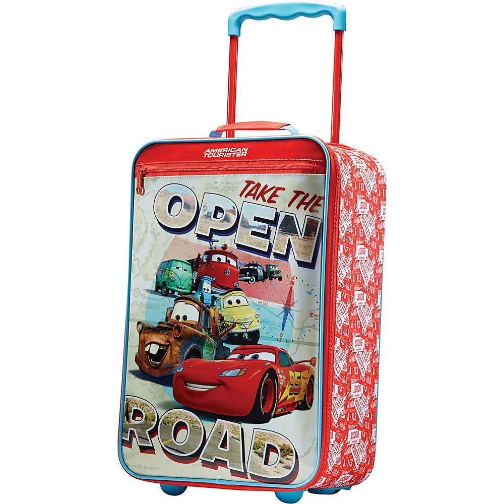 American Tourister Disney Softside 18 Upright Cars American Tourister Softside Carry On