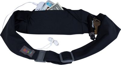 BANDI Wear Classic Pocket Belt Black - BANDI Wear Sports Accessories
