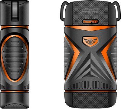 PowerTRIP Triton Waterproof Charger Orange/Black - PowerTRIP Portable Batteries & Chargers