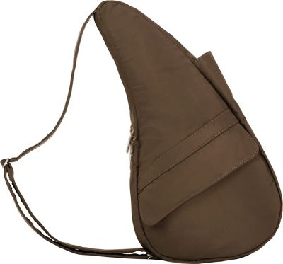 AmeriBag Healthy Back Bag & Micro-Fiber Small Updated Dark Chocolate - AmeriBag Fabric Handbags