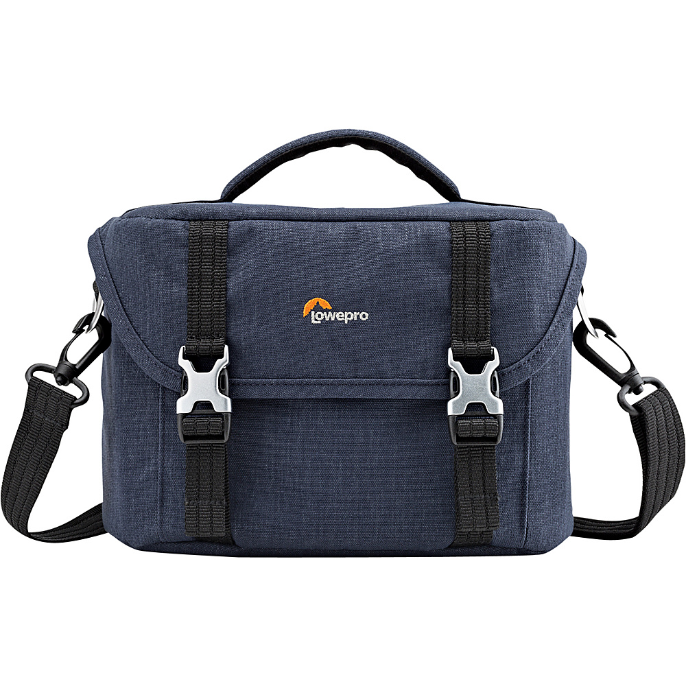 Lowepro Scout SH 140 Camera Case Slate Blue Lowepro Camera Accessories