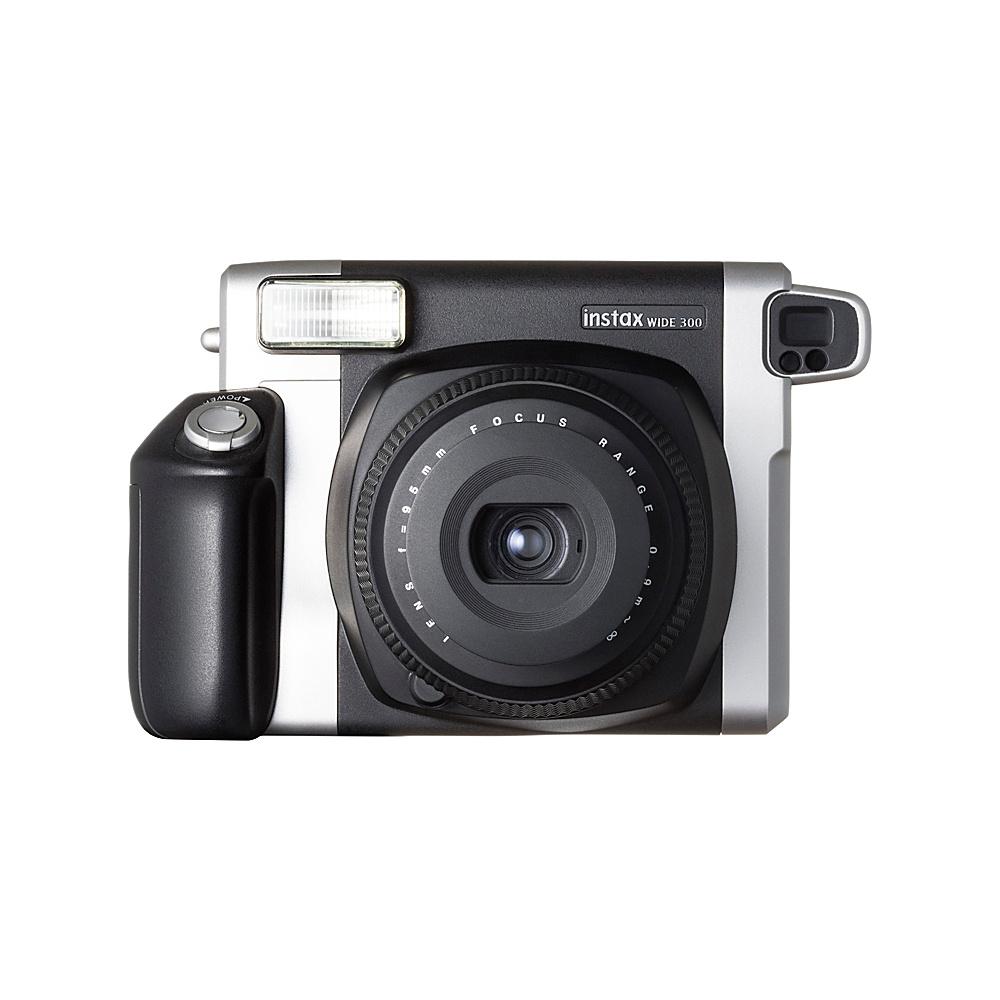 Fujifilm Instax Wide 300 Instant Film Camera Black - Fujifilm Cameras