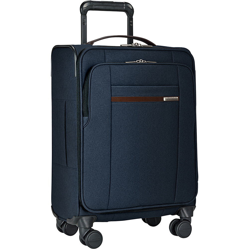 Briggs & Riley Kinzie Street International Carry-On Spinner Navy - Briggs & Riley Kids' Luggage