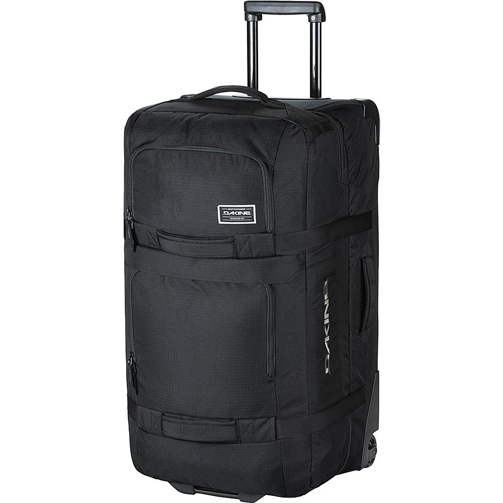 DAKINE Split Roller 110L Black - DAKINE Rolling Duffels - Luggage, Rolling Duffels