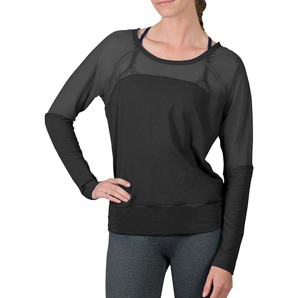 Soybu Suzette Dolman XS - Black - Soybu Womens Apparel - Apparel & Footwear, Women's Apparel