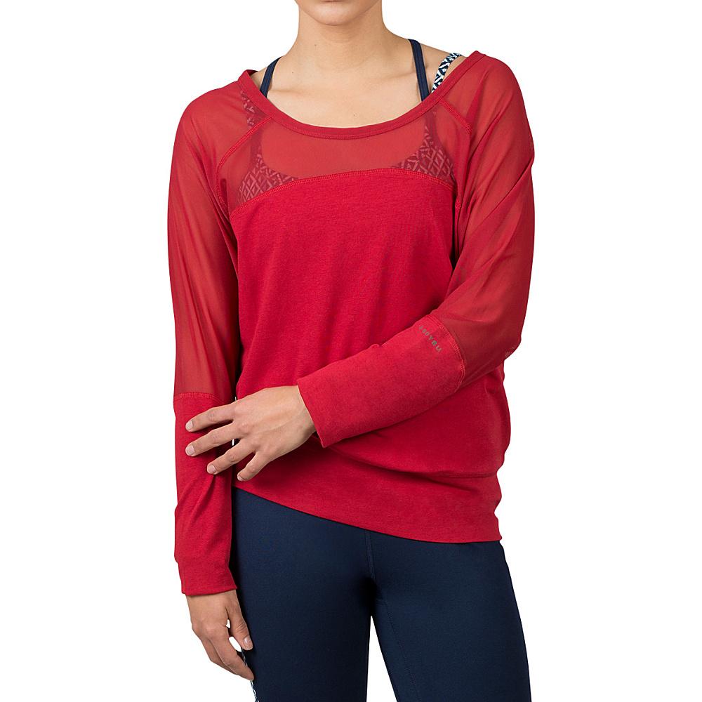 Soybu Suzette Dolman XL - Syrah - Soybu Womens Apparel - Apparel & Footwear, Women's Apparel