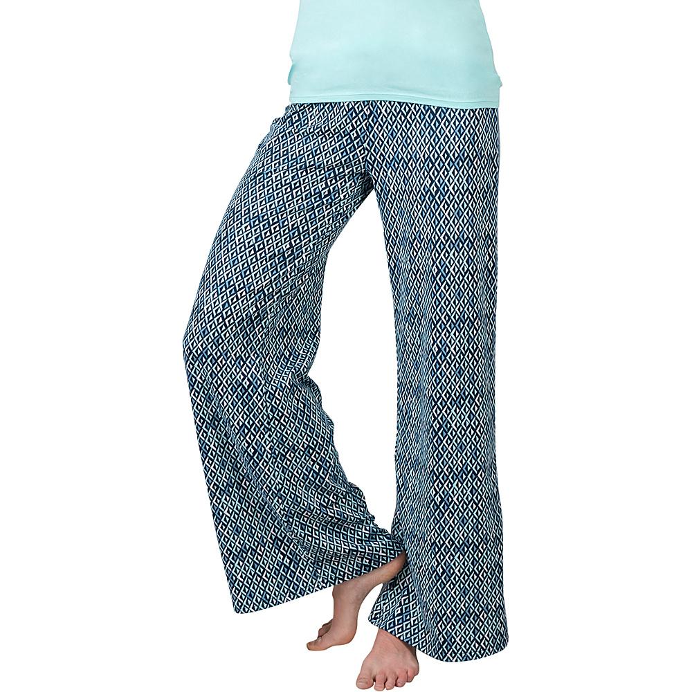 Soybu Indira Pant XL - Blue Arrow - Soybu Womens Apparel - Apparel & Footwear, Women's Apparel