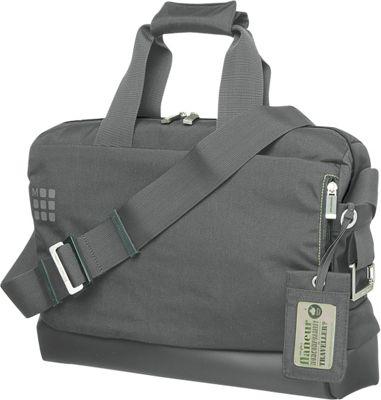 Moleskine MyCloud Briefcase Paynes Grey - Moleskine Non-Wheeled Business Cases