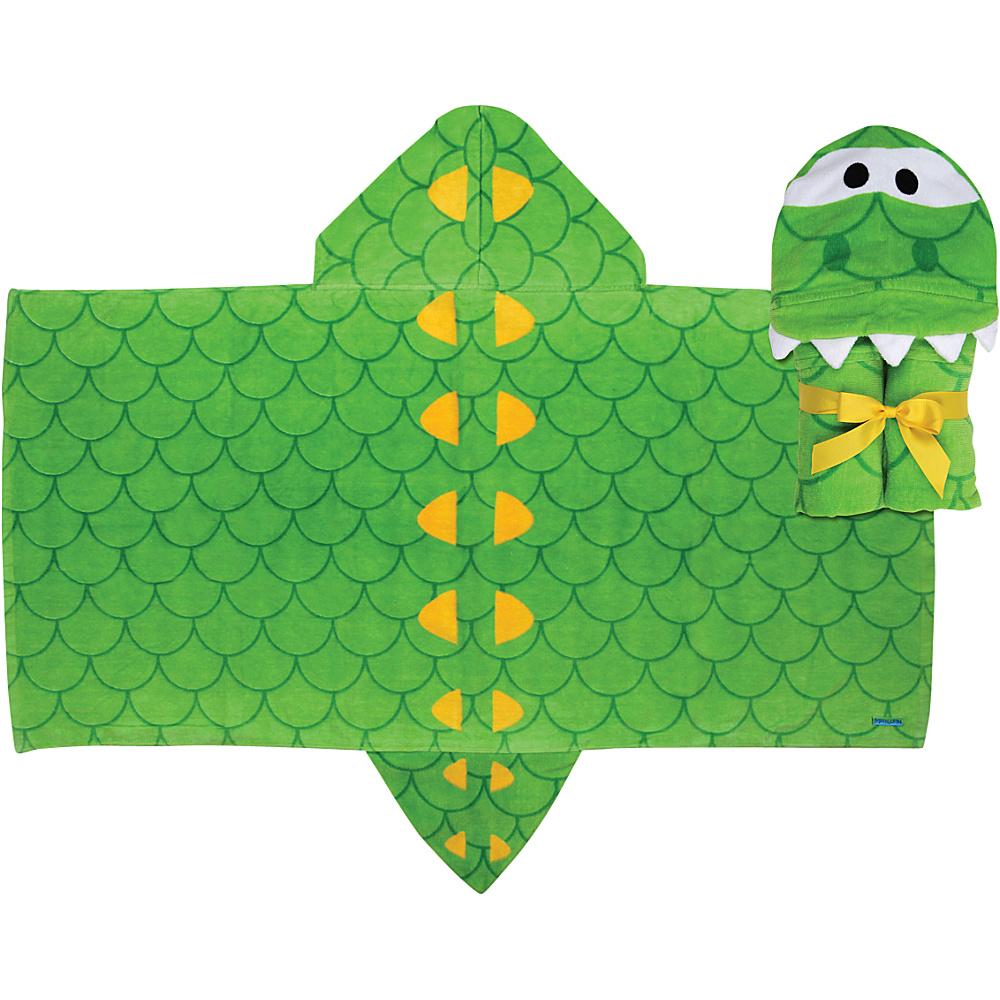 Stephen Joseph Hooded Towel Alligator - Stephen Joseph Travel Health & Beauty - Travel Accessories, Travel Health & Beauty