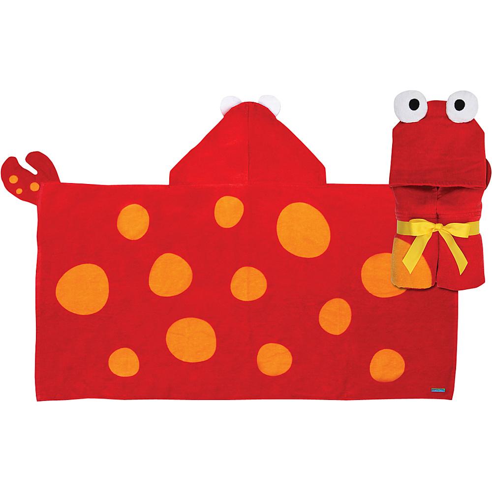 Stephen Joseph Hooded Towel Crab - Stephen Joseph Travel Health & Beauty - Travel Accessories, Travel Health & Beauty
