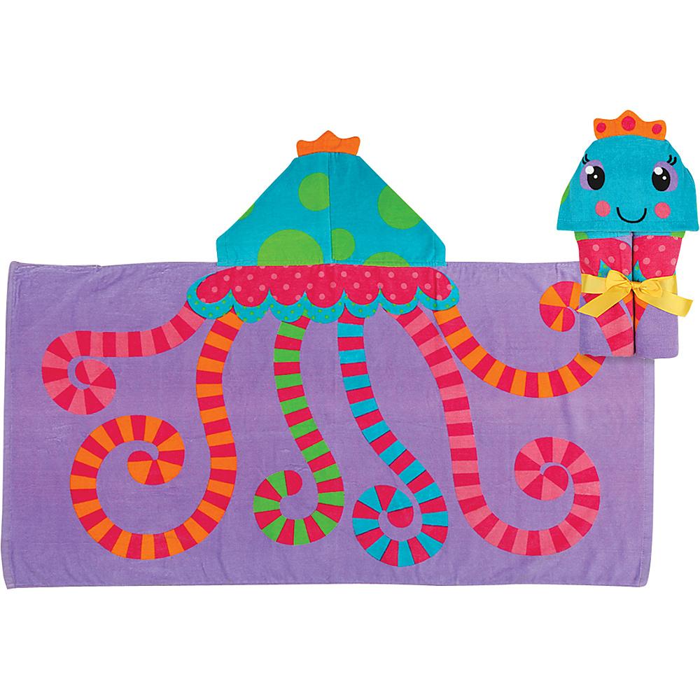 Stephen Joseph Hooded Towel Jellyfish - Stephen Joseph Travel Health & Beauty - Travel Accessories, Travel Health & Beauty