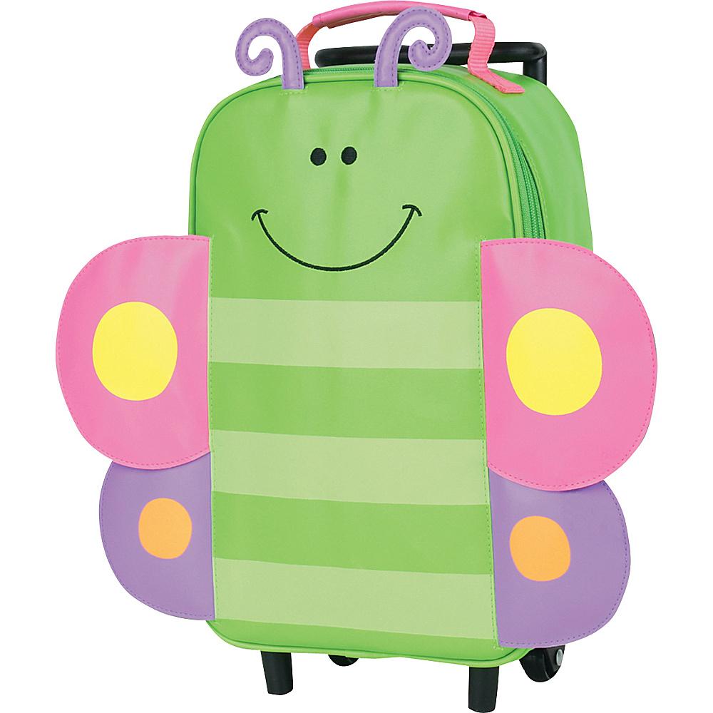 Stephen Joseph Kids Rolling Backpack Butterfly - Stephen Joseph Rolling Backpacks - Backpacks, Rolling Backpacks