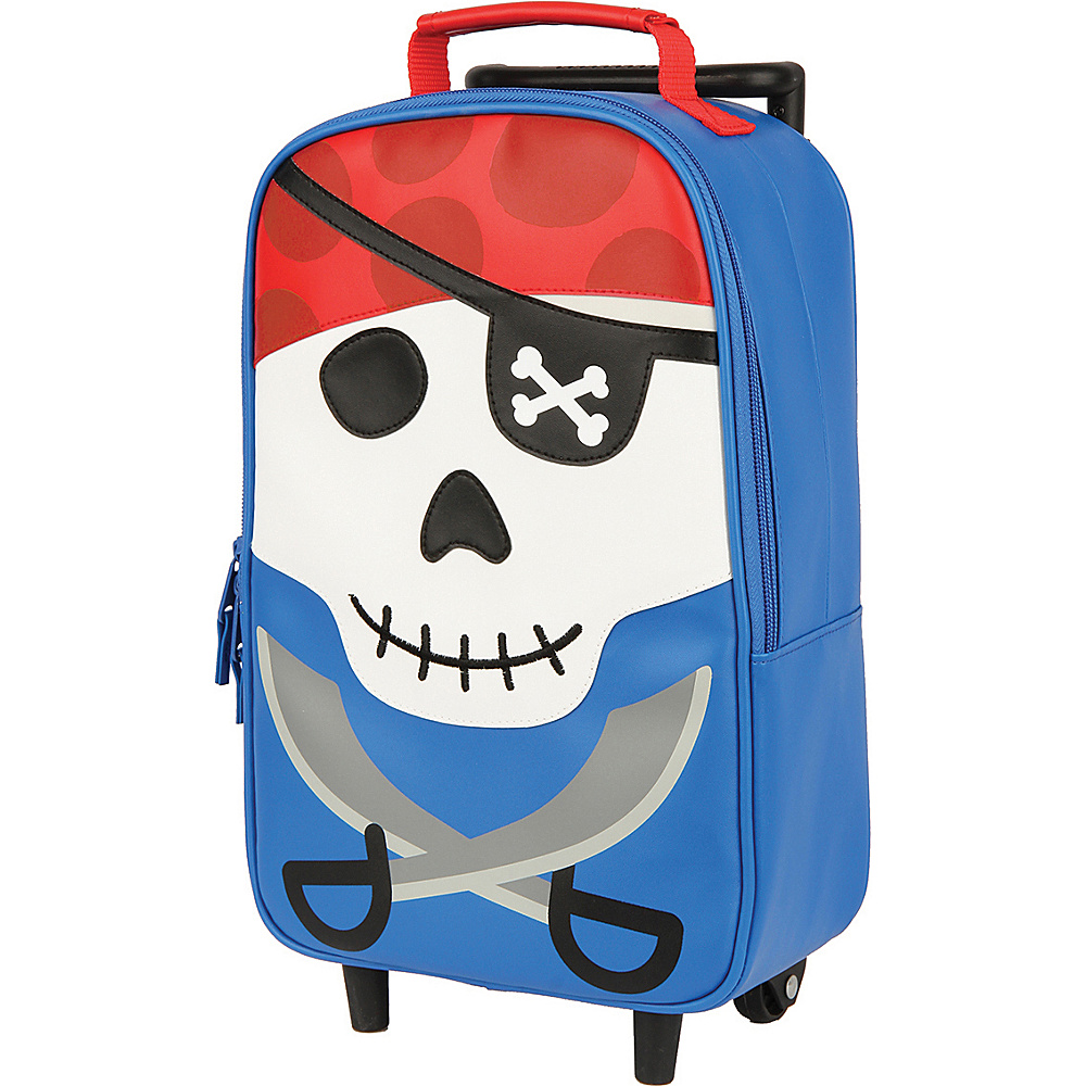 Stephen Joseph Kids Rolling Backpack Pirate - Stephen Joseph Rolling Backpacks - Backpacks, Rolling Backpacks