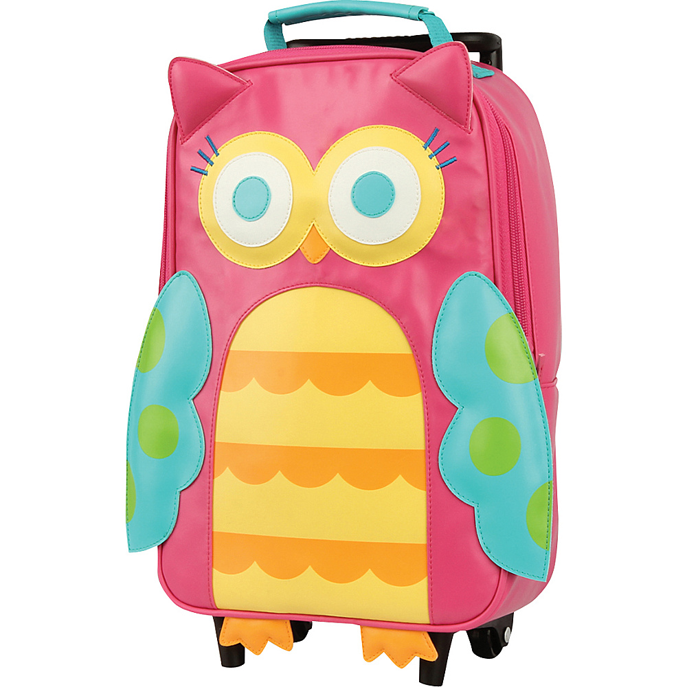 Stephen Joseph Kids Rolling Backpack Owl - Stephen Joseph Rolling Backpacks - Backpacks, Rolling Backpacks