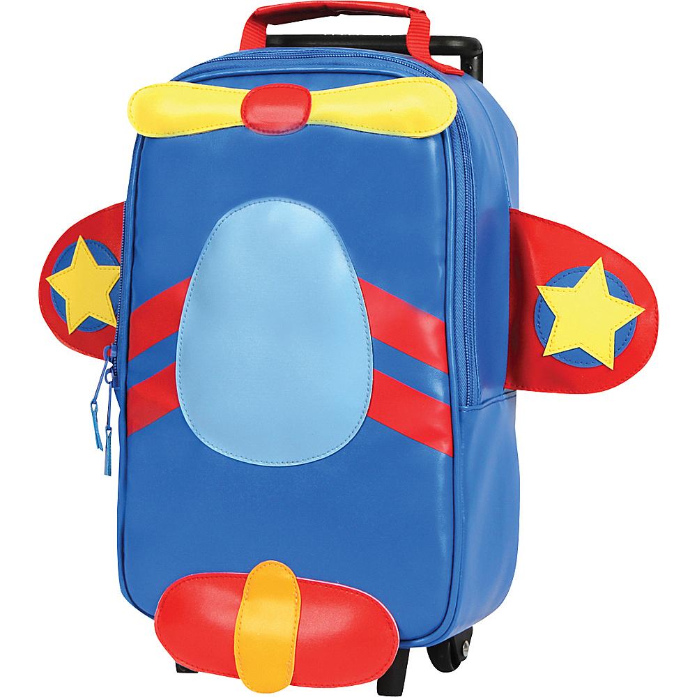 Stephen Joseph Kids Rolling Backpack Airplane - Stephen Joseph Rolling Backpacks - Backpacks, Rolling Backpacks