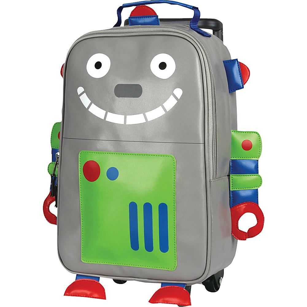 Stephen Joseph Kids Rolling Backpack Robot - Stephen Joseph Rolling Backpacks - Backpacks, Rolling Backpacks