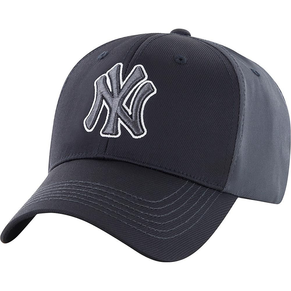Fan Favorites MLB Mass Blackball Cap New York Yankees Fan Favorites Hats Gloves Scarves
