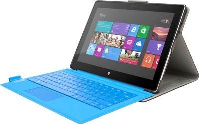 M-Edge Microsoft Surface Pro 4 Sneak Shell Black - M-Edge Electronic Cases