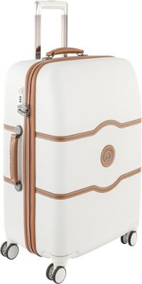 White Hardside Luggage and Suitcases - eBags.com