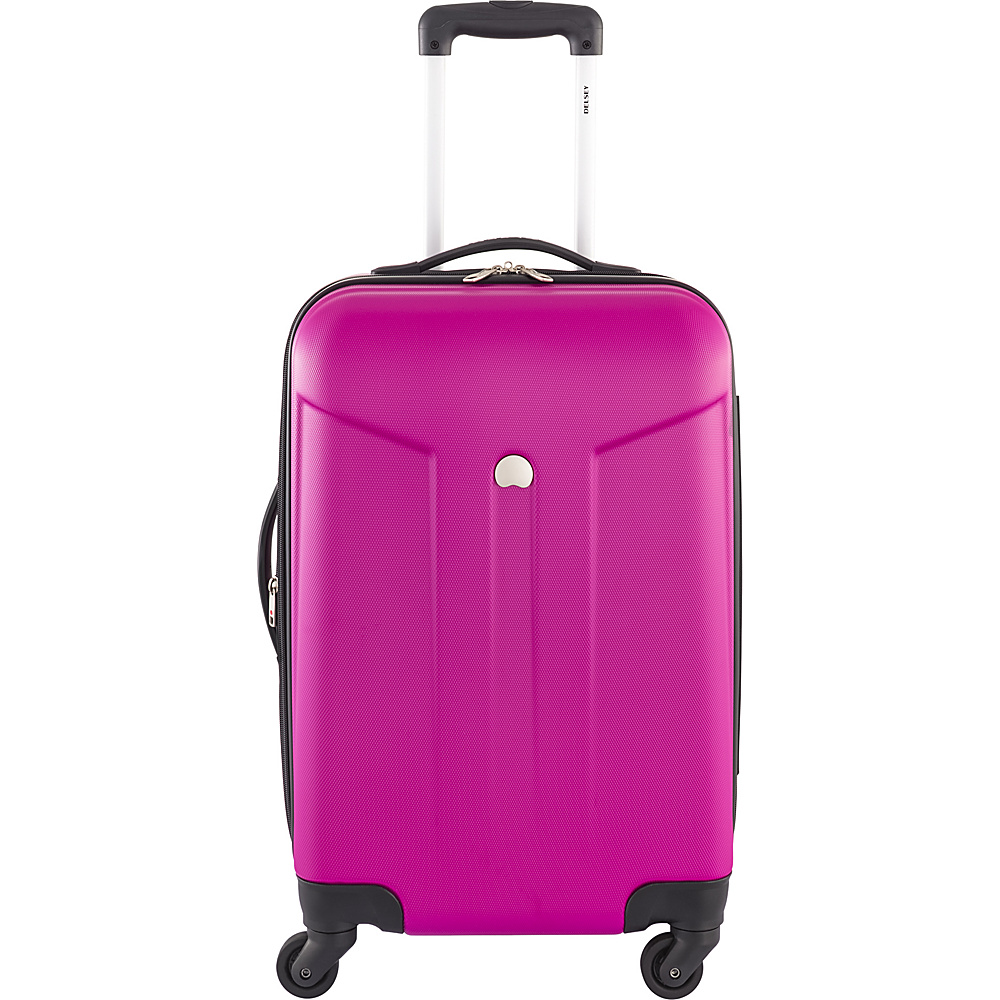Delsey Comte 21 Expandable Hardside Spinner Carry On Fuchsia Delsey Hardside Carry On