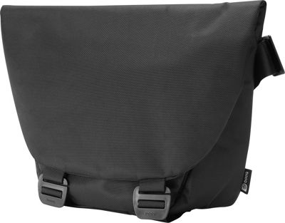 Booq Shadow Messenger Bag Black Nylon - Booq Messenger Bags