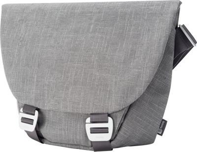 Booq Shadow Messenger Bag Grey Fiber - Booq Messenger Bags