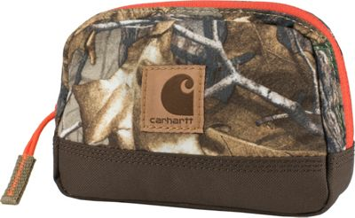 Carhartt Hunt Necessities Pouch RealTree Xtra - Carhartt Travel Organizers