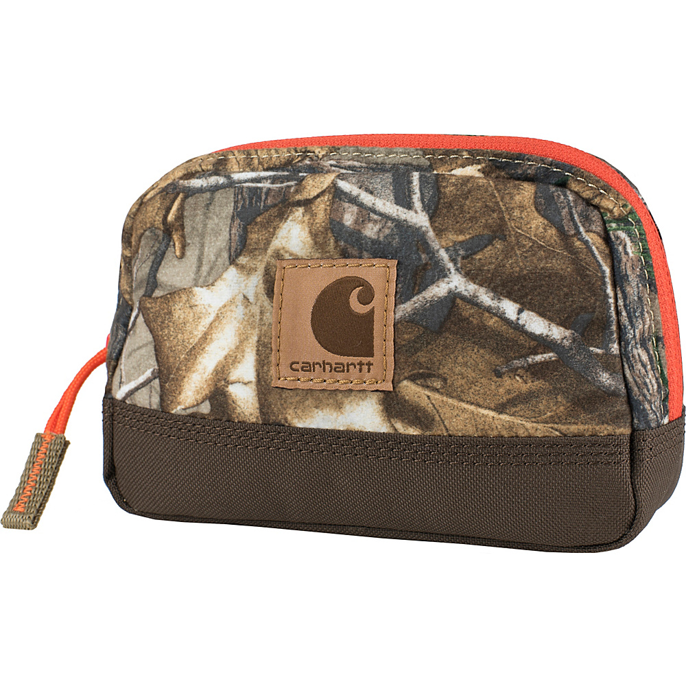 Carhartt Hunt Necessities Pouch RealTree Xtra Carhartt Travel Organizers