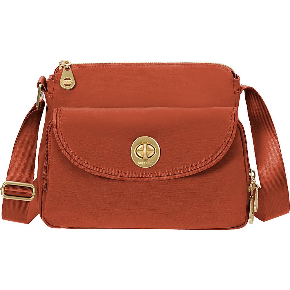 baggallini Provence Crossbody Adobe - baggallini Fabric Handbags - Handbags, Fabric Handbags