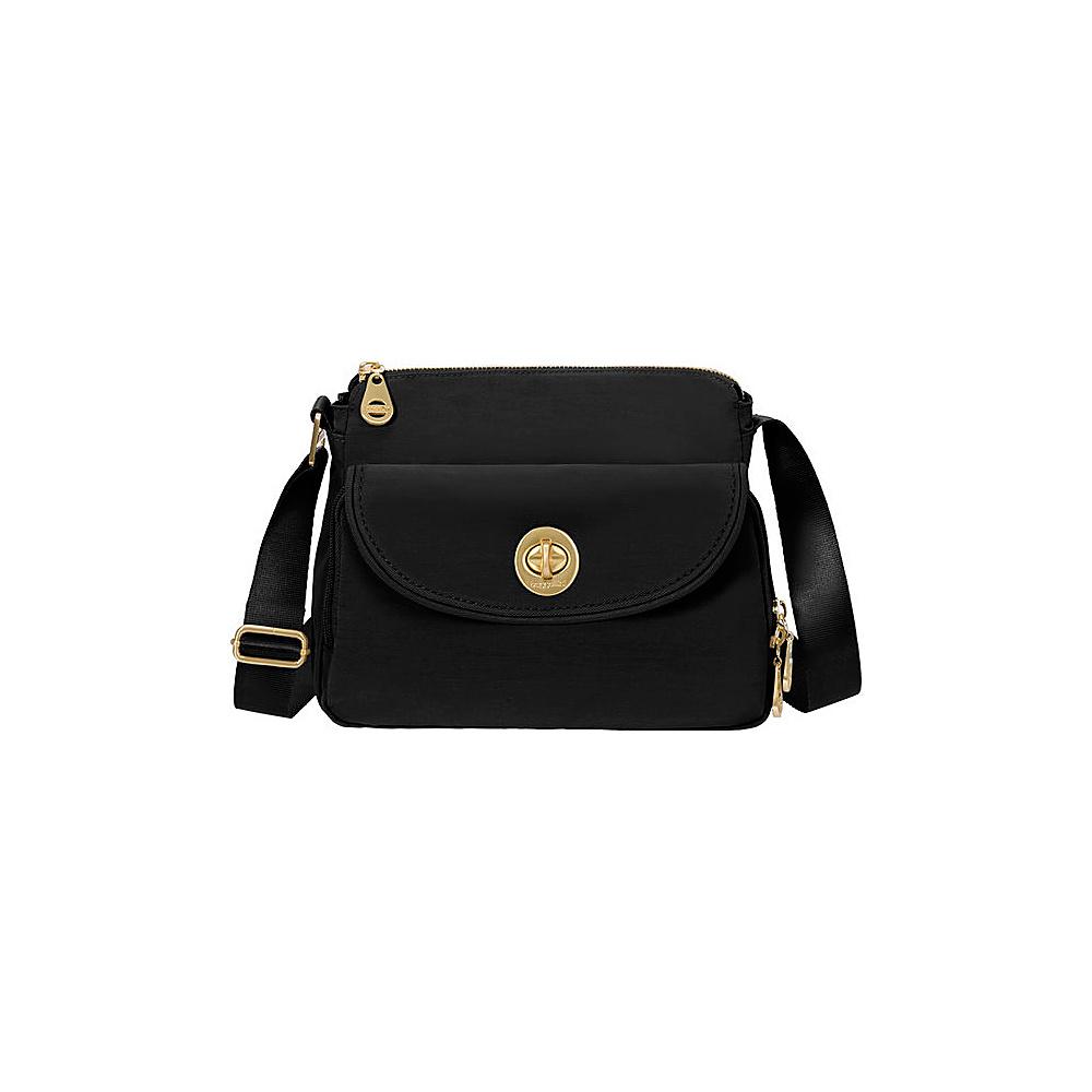 baggallini Provence Crossbody Black - baggallini Fabric Handbags - Handbags, Fabric Handbags