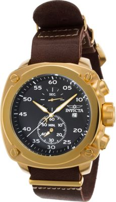 invicta watches mens aviator chronograph genuine ebay
