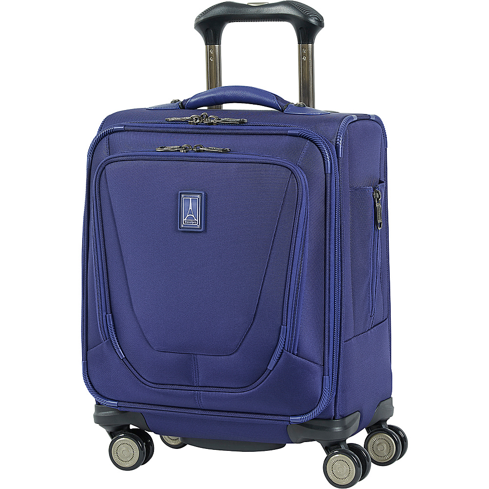Travelpro Crew 11 Spinner Tote Purple - Travelpro Softside Carry-On