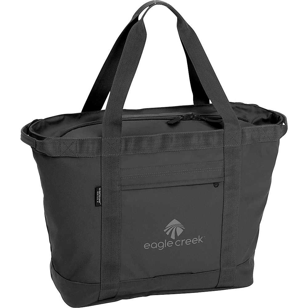Eagle Creek No Matter What Gear Tote Medium Black - Eagle Creek Leather Handbags - Handbags, Leather Handbags