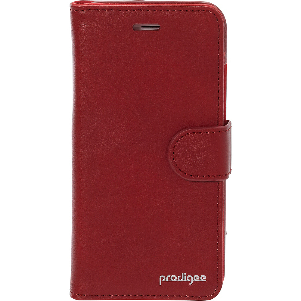 Prodigee Wallegee Case for iPhone 6 6s Red Prodigee Electronic Cases