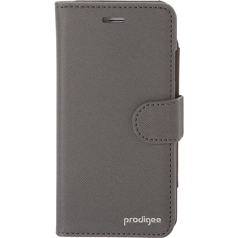 Prodigee Wallegee Case for iPhone 6 6s Grey Prodigee Electronic Cases