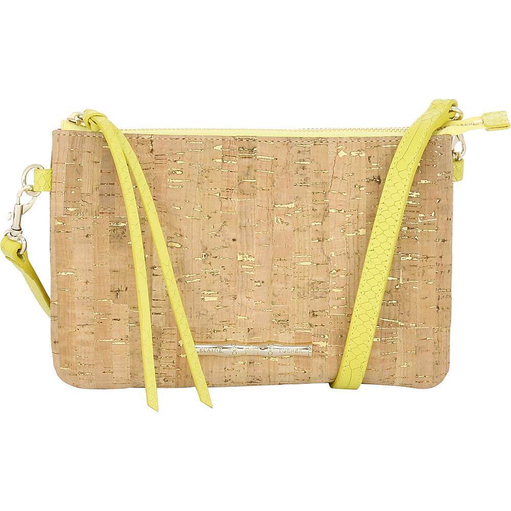 Elaine Turner Frankie Cork Crossbody Cork Elaine Turner Designer Handbags
