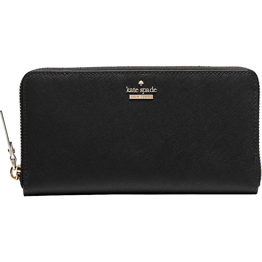 kate spade new york Cameron Street Lacey Black kate spade new york Women s Wallets