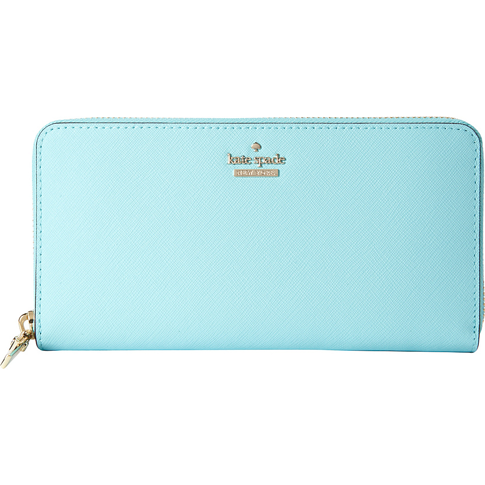 kate spade new york Cameron Street Lacey Atoll Blue kate spade new york Women s Wallets